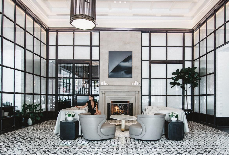 The Pendry San Diego Lobby