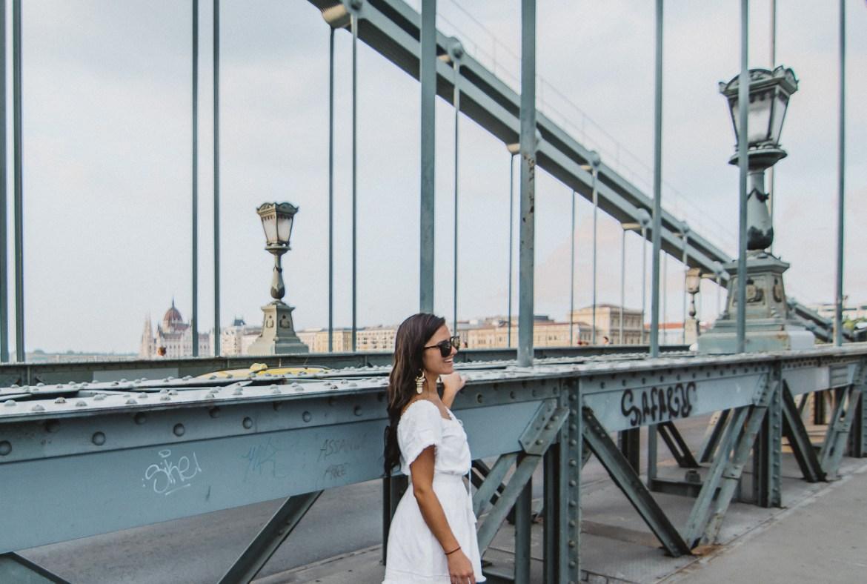 Travel Blogger Guide Budapest