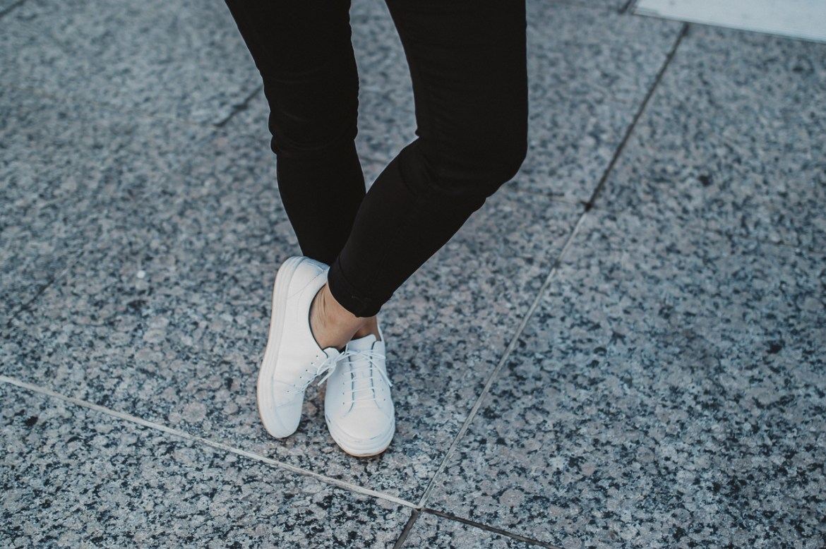 Camper White Sneakers