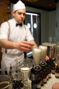 1930s Revived in a Cole Valley Soda Fountain  An