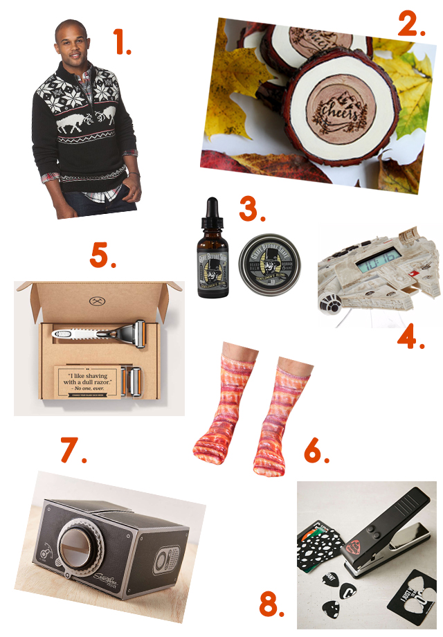The Perfect Under $50 Men's Gift Guide