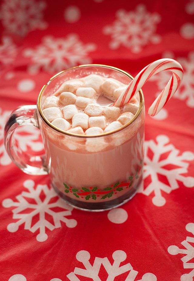 Snowman Soup Hot Chocolate Recipe