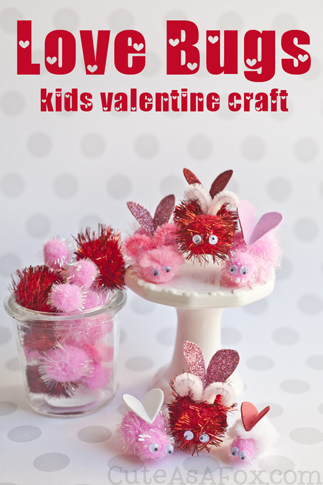 Want to make an impression this Valentine's Day? Try making your own gift! These will definitely show your sweetie that you care. :)