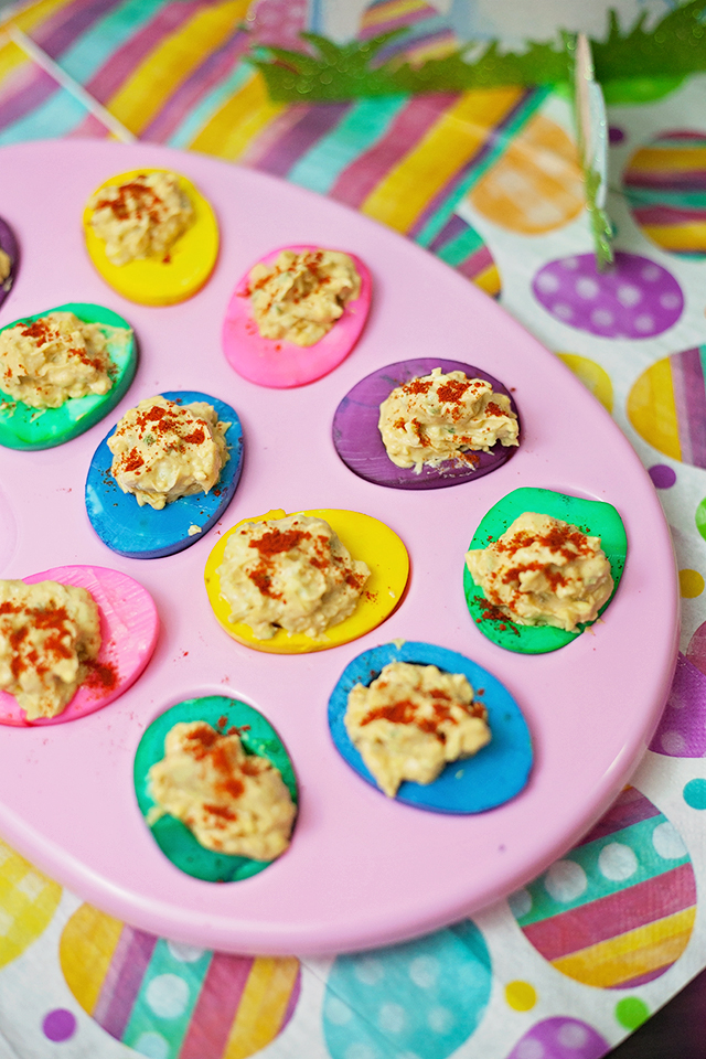 Eggxtreme Deviled Eggs Recipe