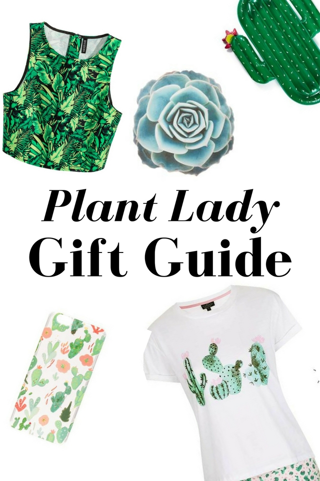 Plant Lady Gift Guide
