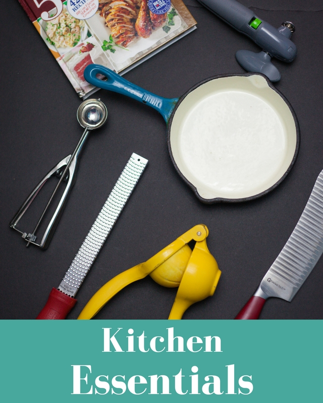 Our kitchen essentials the perfect storm for Describe your perfect kitchen