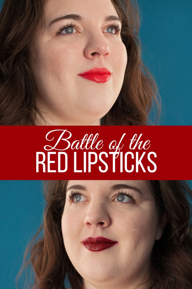 Battle of the Red Lipsticks