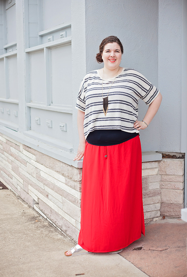 3 Ways to Style Maxi Skirts - Wearable Wednesday #26