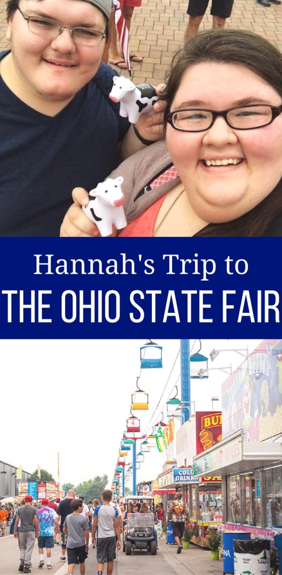 Hannah's Trip to The Ohio State Fair