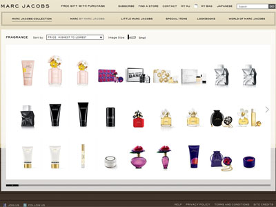 Marc Jacobs Woman Fragrances  Perfumes Colognes Parfums