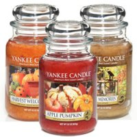 Yankee Candles Fall Collection Home Fragrances - Candles ...