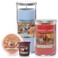 Yankee Candle Fall Scents 2015 Home Fragrances - Candles ...