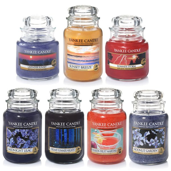 Most Popular Yankee Candle Scent - Year of Clean Water