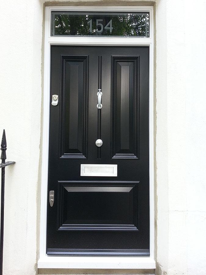 Period Front Doors London And Surrey Victorian