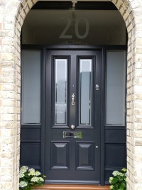 Period Front Doors  London and Surrey  Victorian ...