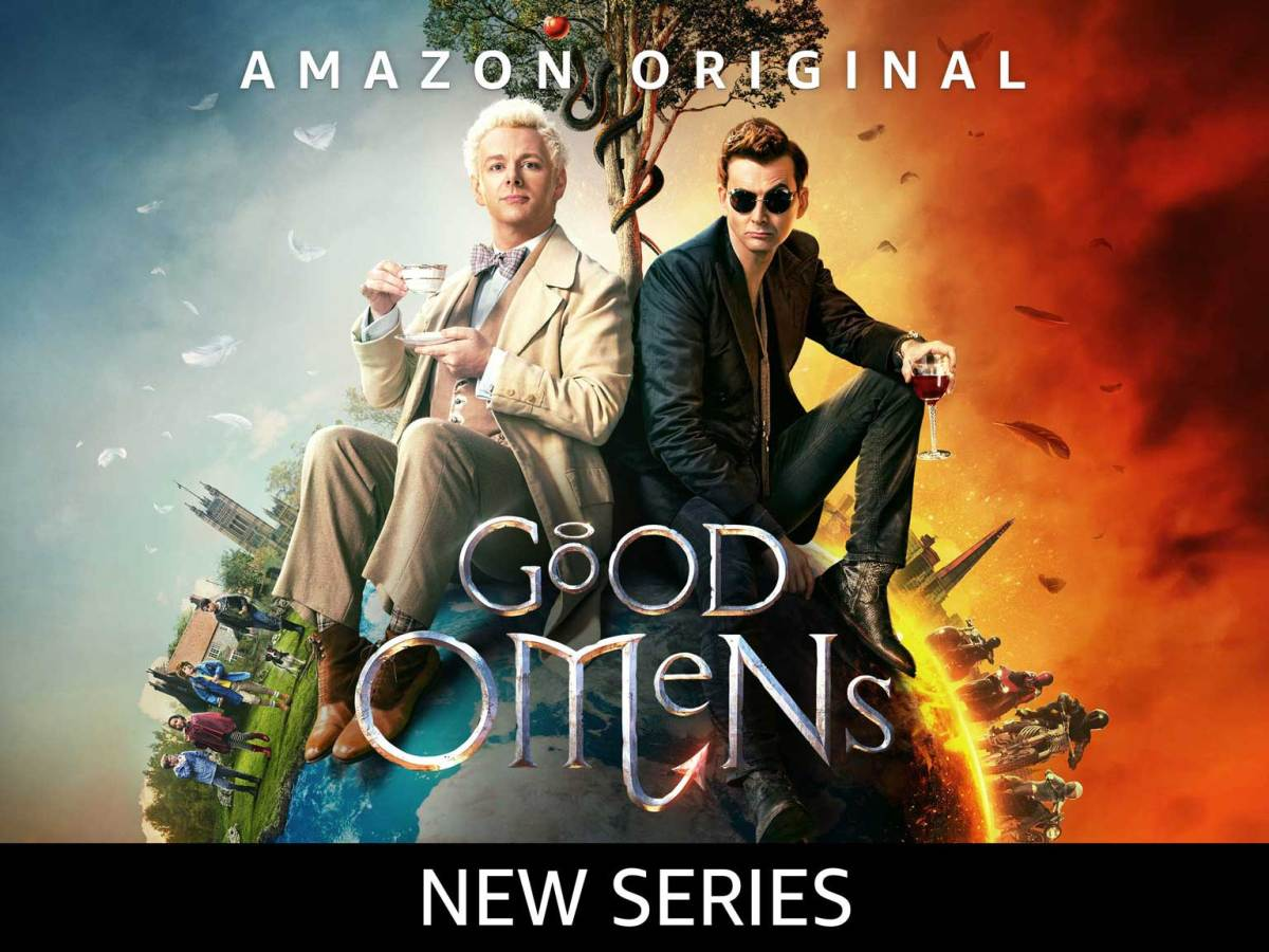 cover marketing image of Good Ones featuring Michael Sheen and David Tennant