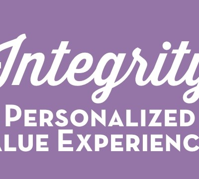 Personalized Integrity Value Experiences