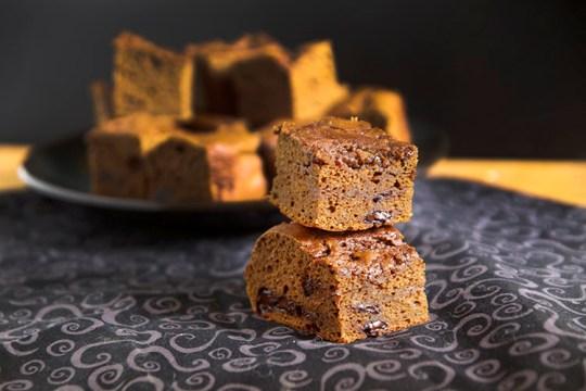 Flourless Protein Brownies