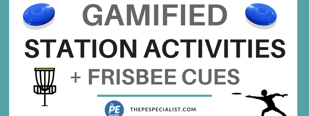 Gamified Frisbee Station Activities