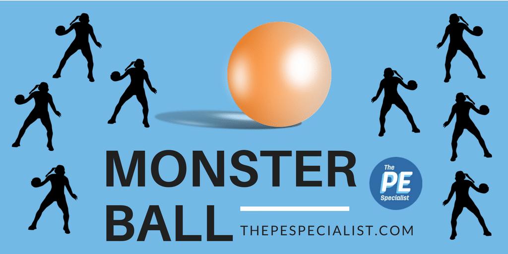 PE Games: Monster Ball