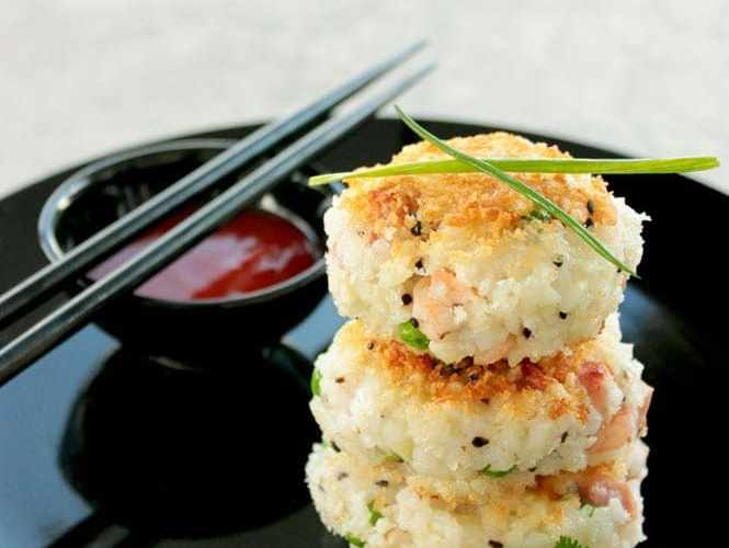 fried rice cake fried rice cakes the cook 4377