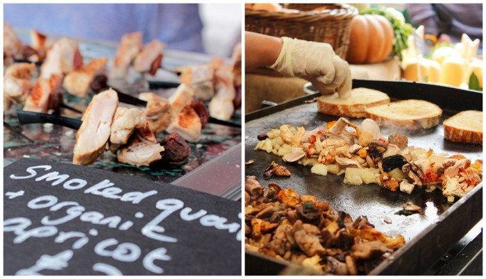 streets of spain food festival in london