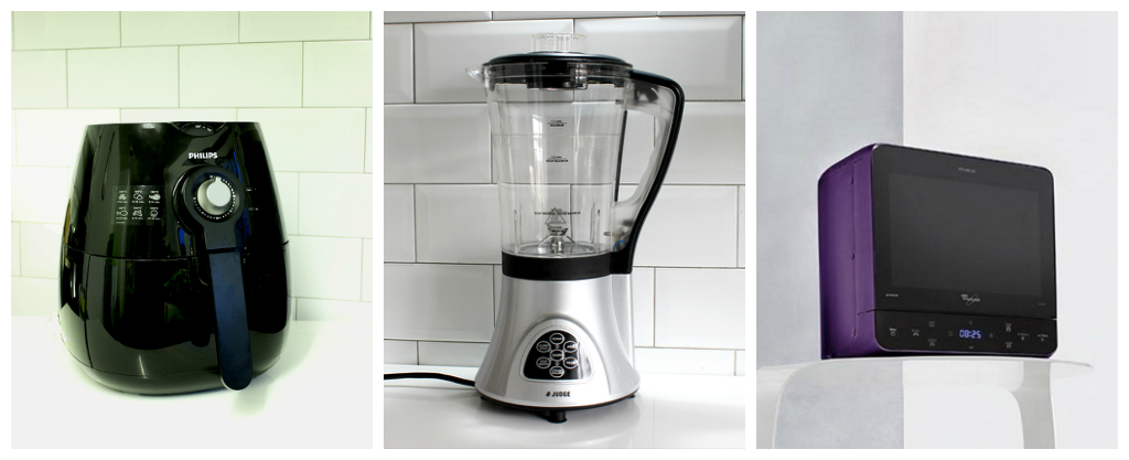 Philips VivaCollection Airfryer, Amazon 2. Judge Soupmaker, Amazon 3. Steam and Crisp microwaves, Whirlpool . Christmas foodie gift guide The Petite Cook