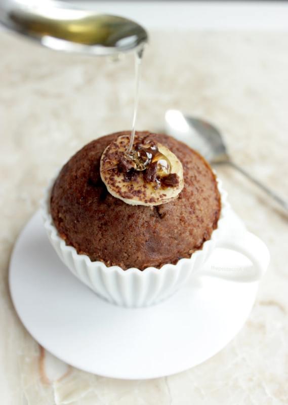 Banana-Honey-Cocoa-Muffins
