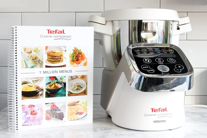 Tefal Cuisine Companion: a new cooking appliance that promises to be the ONE kitchen gadget you need in your busy life. Review from thepetitecook.com