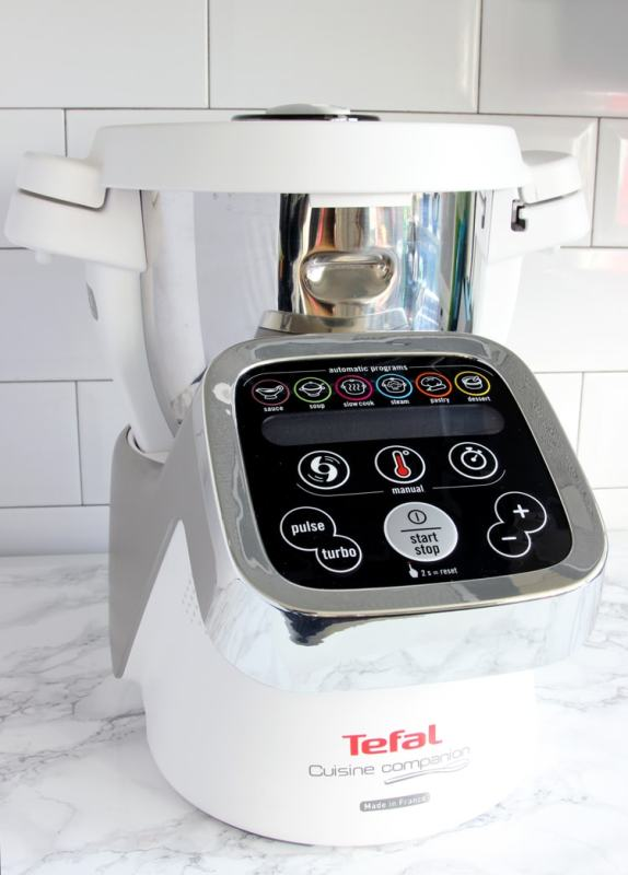Tefal Cuisine Companion: a new cooking appliance that promises to be the ONE kitchen gadget you need in your busy life.