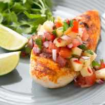 Tequila Lime Chicken The Petite Cook