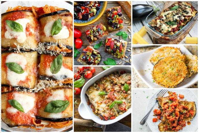30 Easy Vegetarian Eggplant Recipes