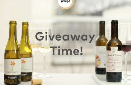 WIN 1 of 3 Pulp Wine Box worth £35 each - The Petite Cook Giveaway in collaboration with Pulp Wine - thepetitecook.com