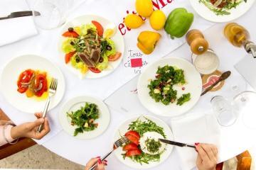 La Petite Maison Pop-Up Restaurant at Shangri-La Le Touessrok - An unique collaboration bringing the superb French Riviera cuisine in Mauritius.