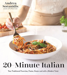 20-Minute Italian Cookbook
