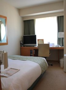 Hotel & Stay Time In Tokyo