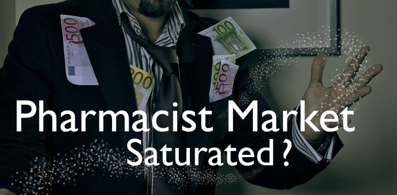 Is the Pharmacist Market Saturated