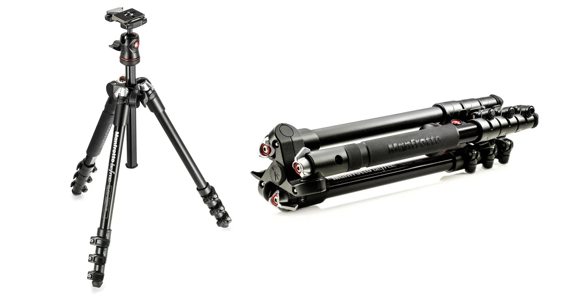 Manfrotto's New BeFree Compact Tripod is Aimed at the