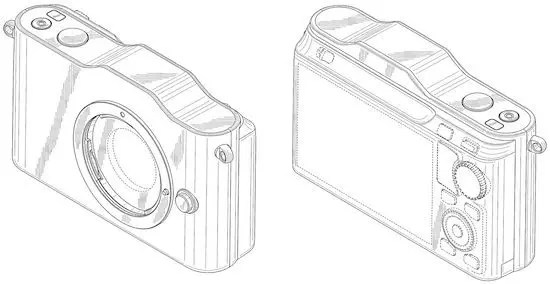 Nikon 1 Camera Concept Drawings and Lens Patents Emerge