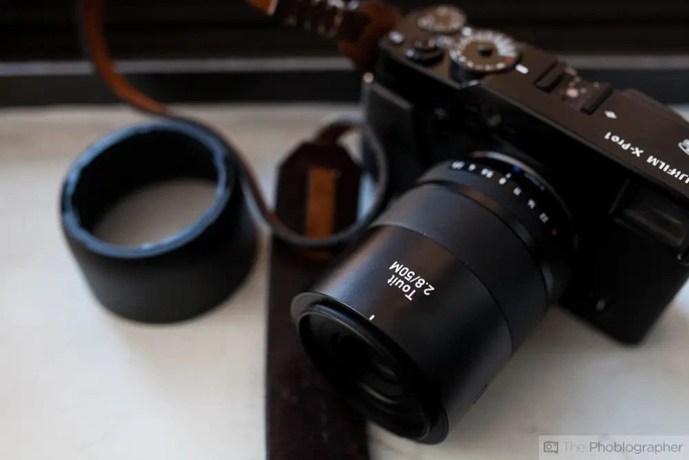 Extended First Impressions Zeiss 50mm f28 Touit