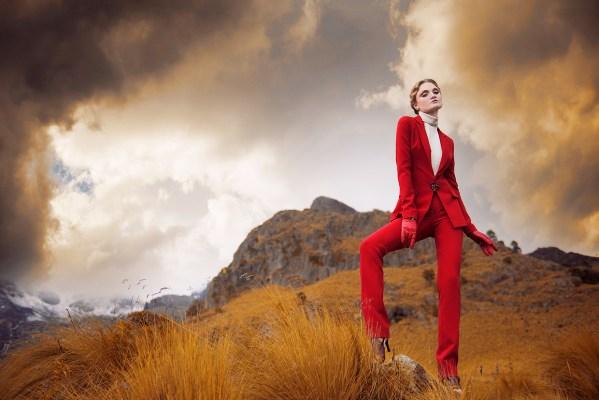 Fine Art Fashion Of Jvdas Berra