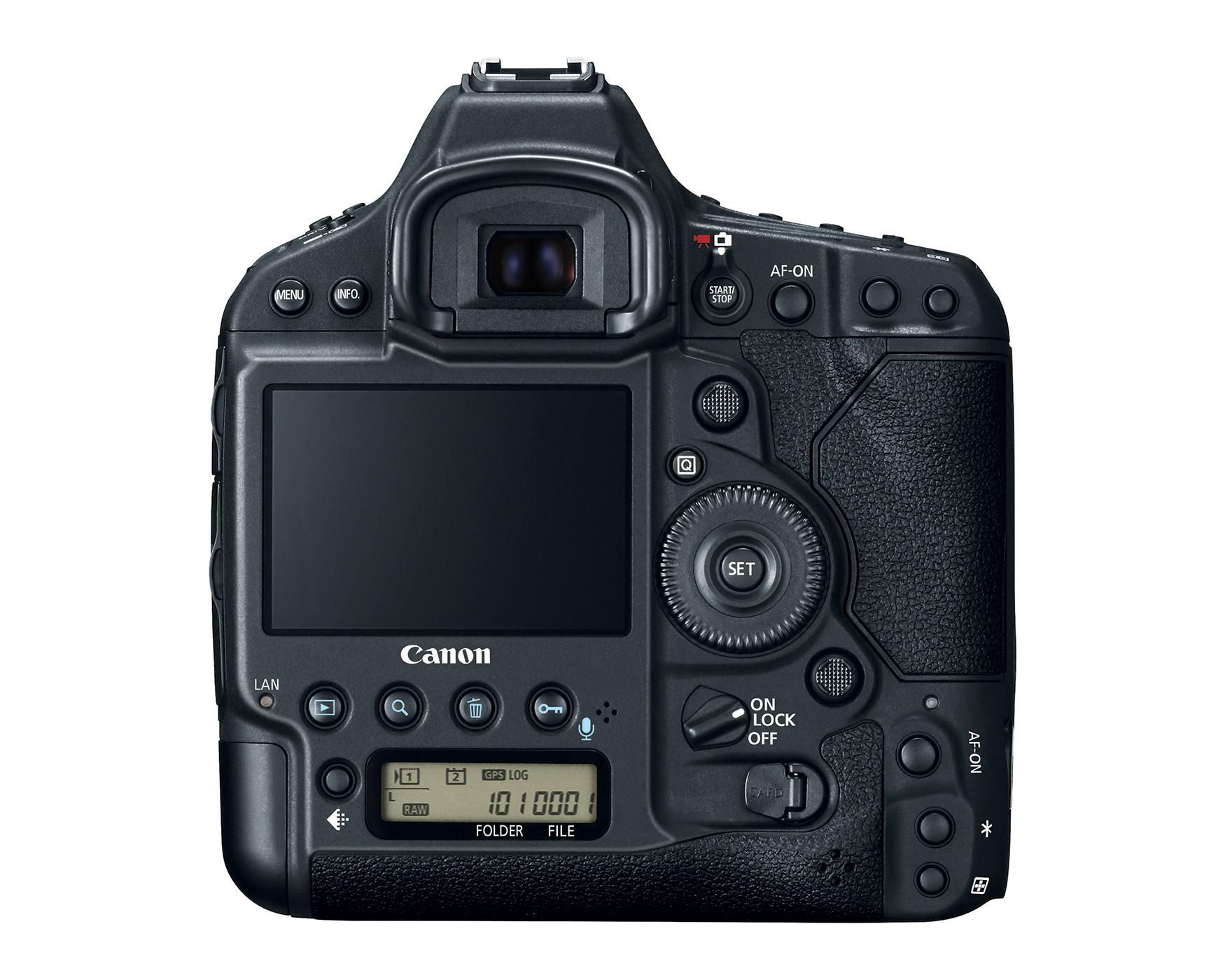 The Canon 1Dx Mk II Focuses on New Autofocus Enhancements