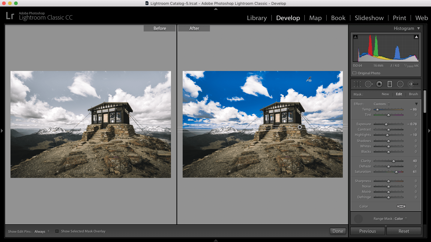 Review Adobe Lightroom Classic CC Apple iMac
