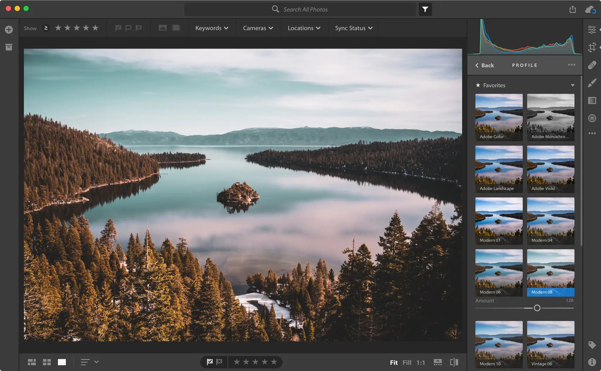 Adobe Lightrooms Latest Update Changes Camera Profiles