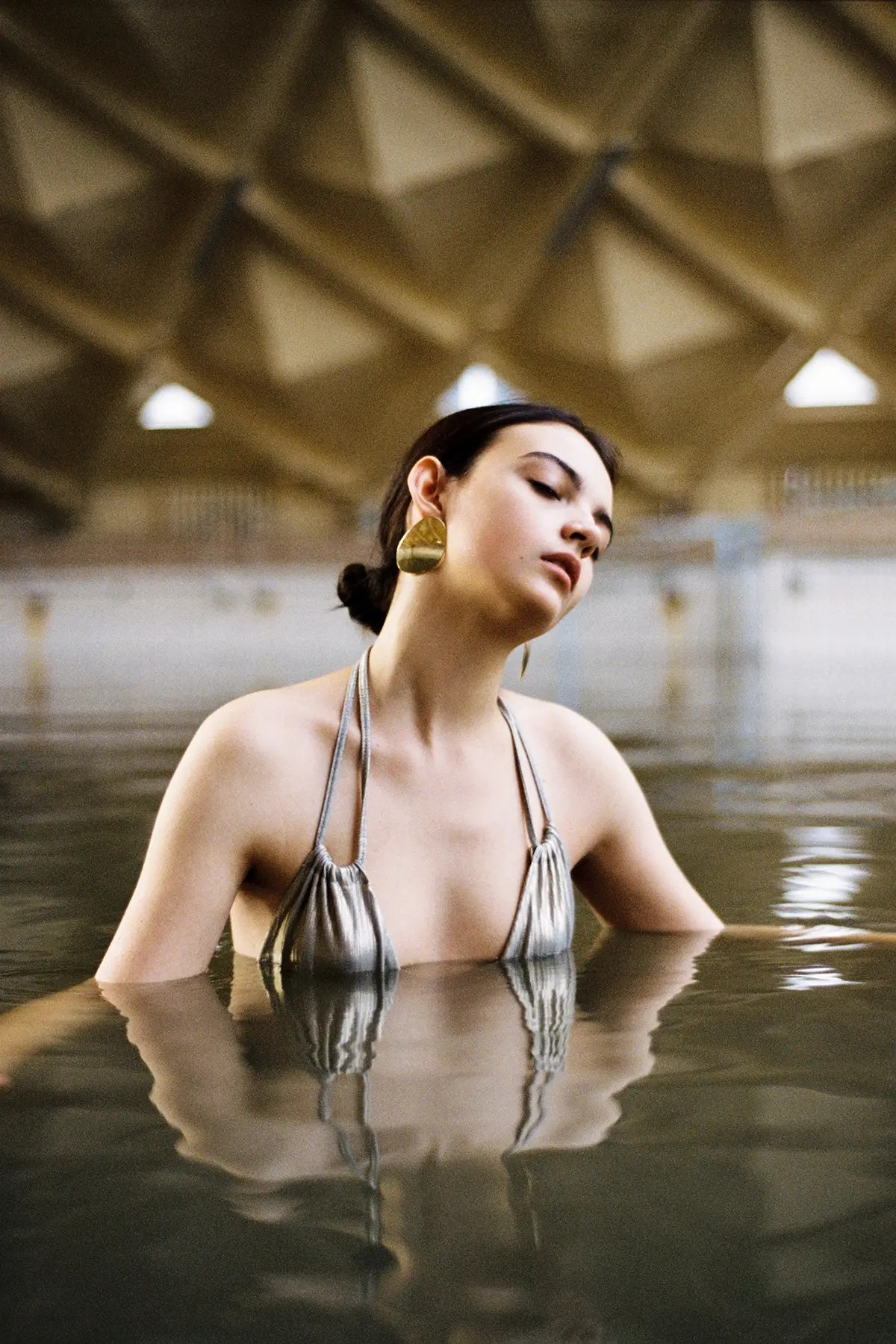 Lena Pogrebnaya Used Kodak Portra for this Stunning Fashion Editorial