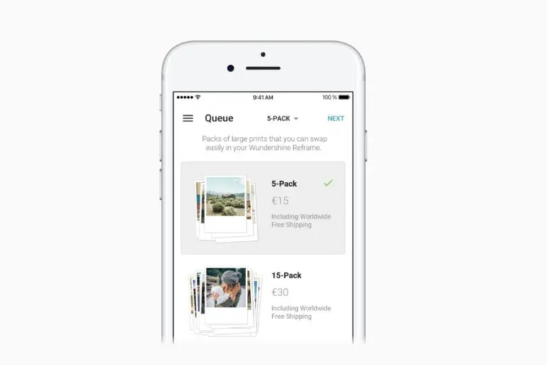 Wundershine Reframe Lets You Easily Swap Your Photos on