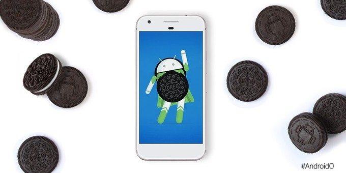Android 8.0 «Oreo» - обновления семейства Nexus