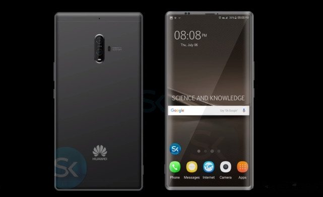 Huawei Mate 10 leaked