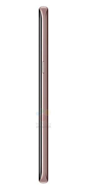 Samsung Galaxy S8 Pink Color 3
