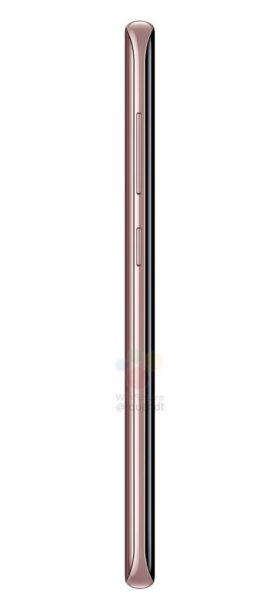 Samsung Galaxy S8 Pink Color 4